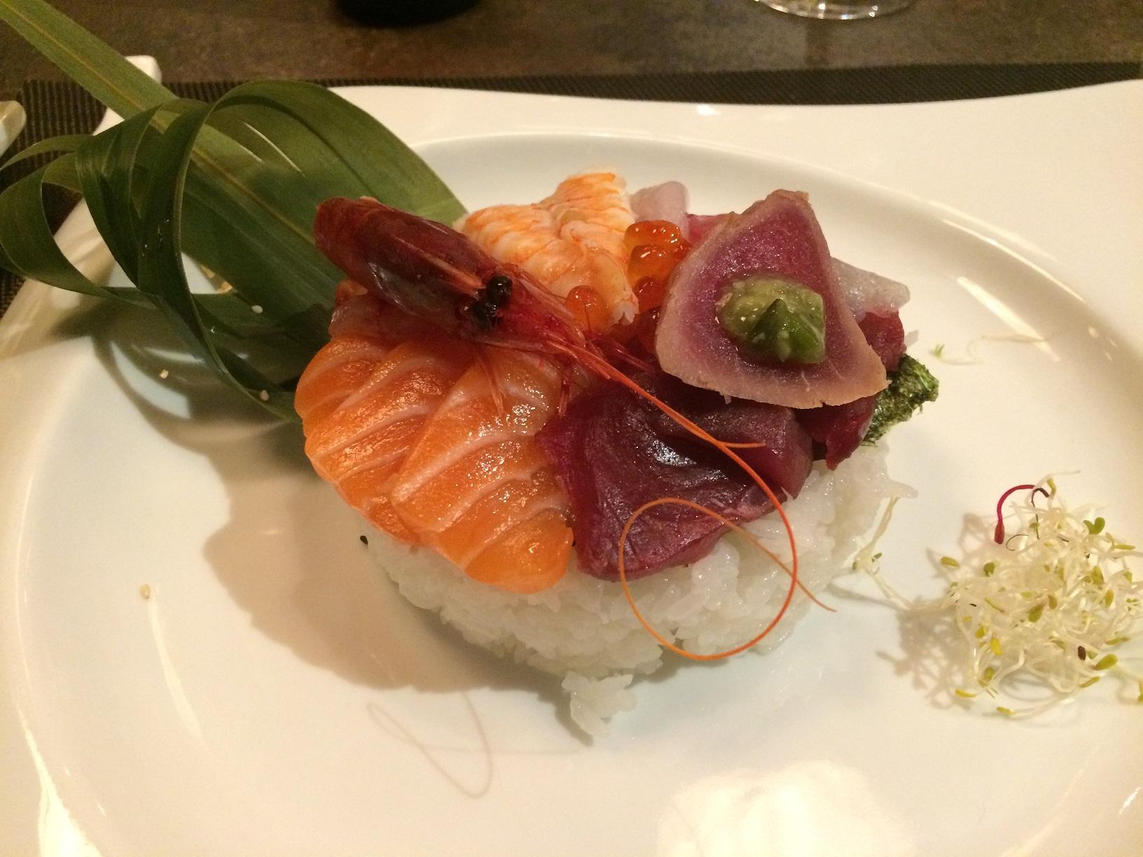 g-sushi chirashi misto