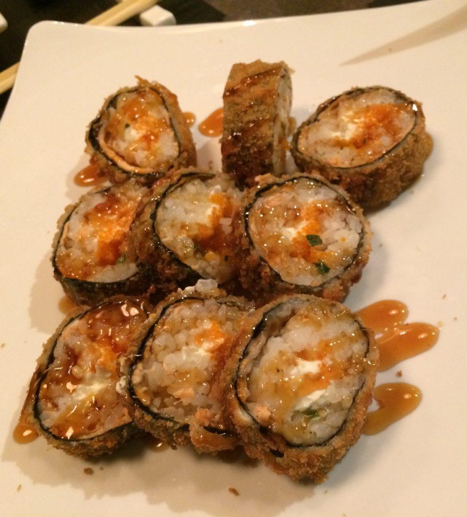 G-sushi Futomaki fritto