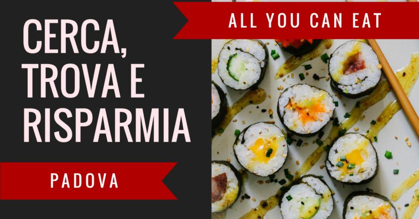 offerte sushi padova