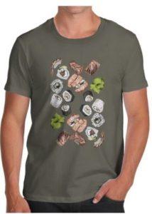 sushi-tshirt_army